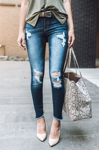 Tally Midrise Denim
