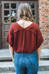 Lush In Your Corner Blouse