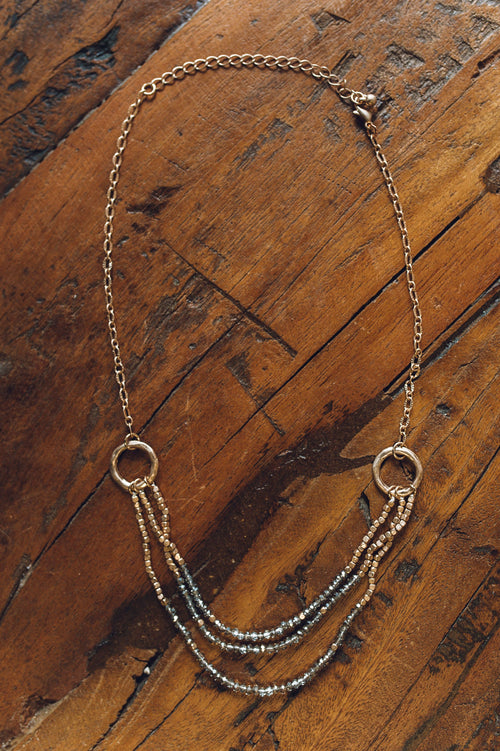 Chain Of Love Necklace
