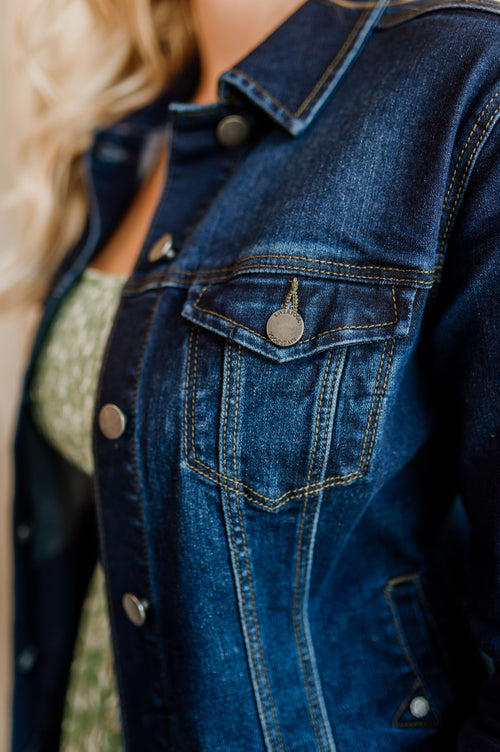The Main Classic Jean Jacket