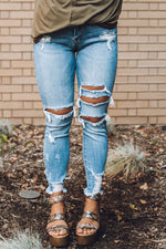 Paradise Mid-Rise Jeans