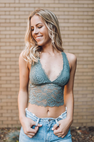Wonderlust Crop Top