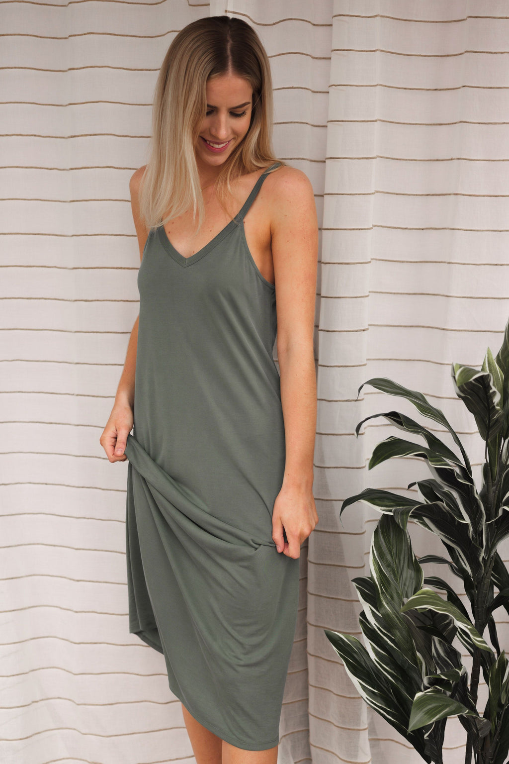 Something About You Maxi Dress