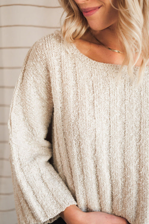 Sunday Morning Pullover