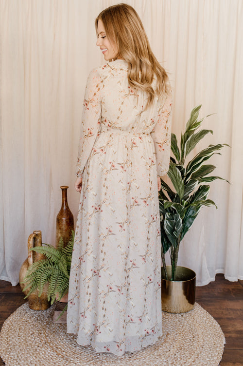 Formal Introduction Maxi Dress