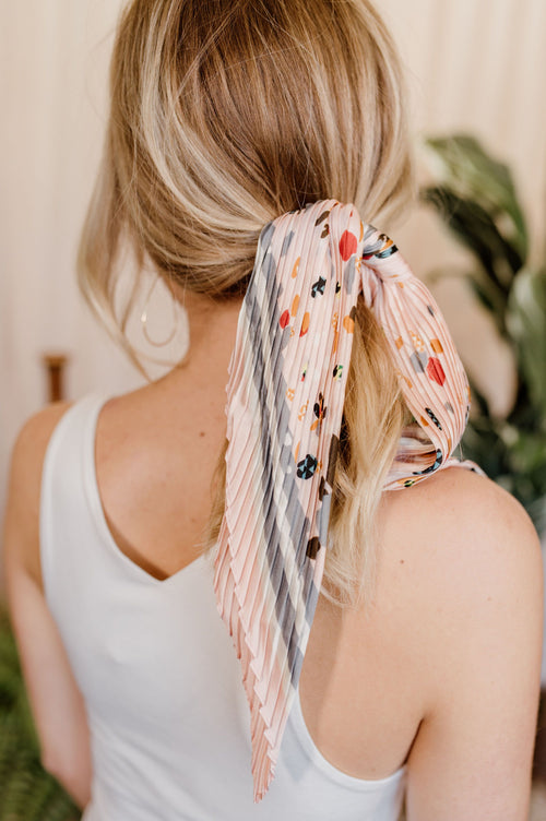 Girls Wanna Have Fun Hair Scarf