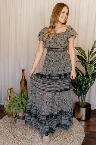 Summer's End Maxi Dress