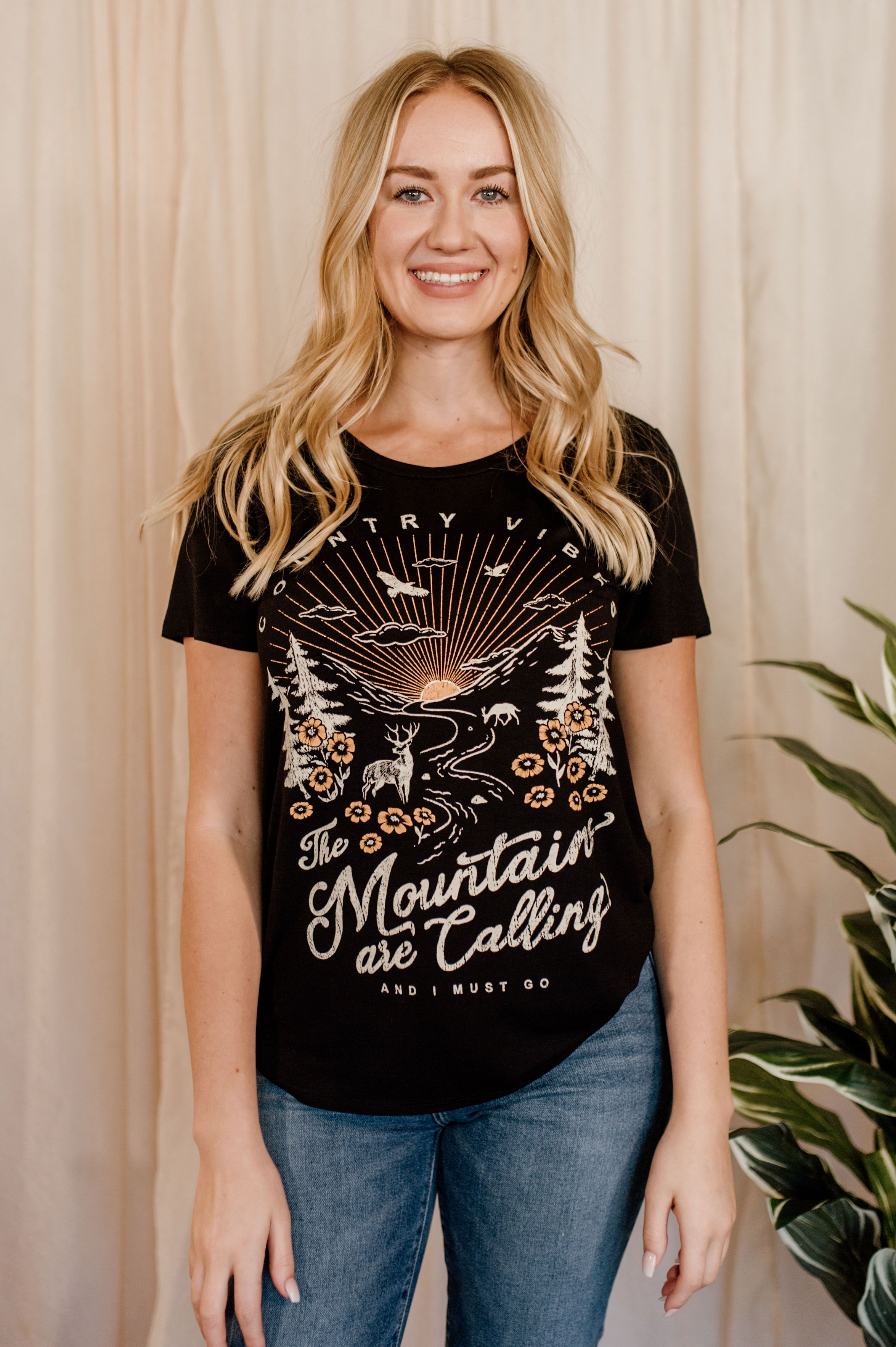 Country Vibes Tee