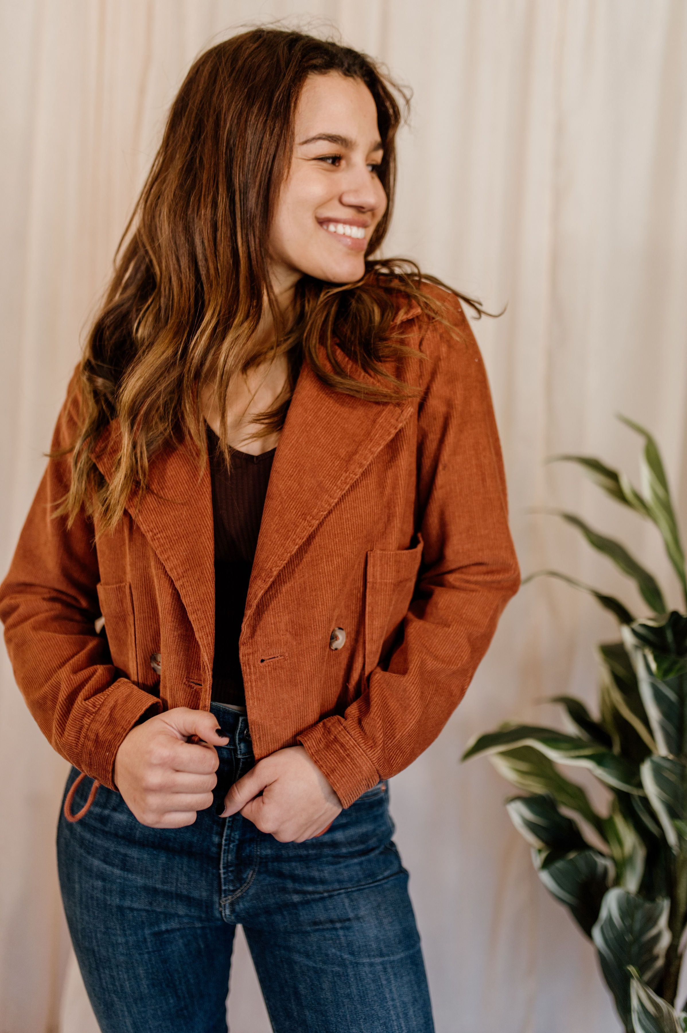 Out & About Jacket