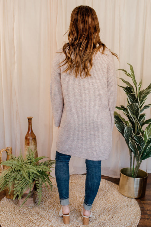 Cotton Dreams Cardigan
