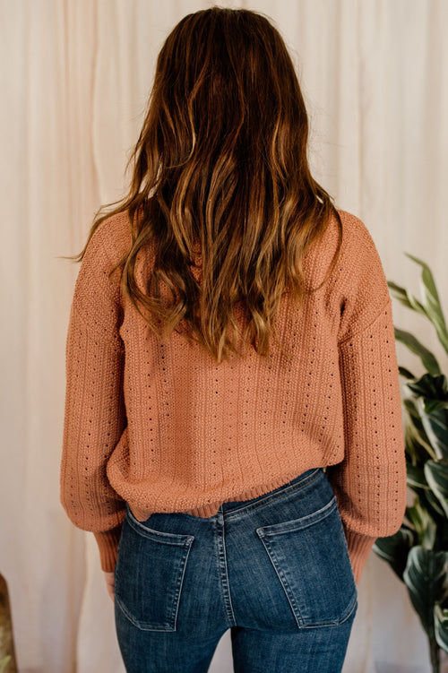 Cinnamon & Spice Sweater