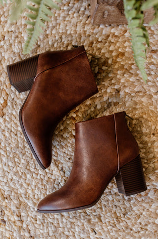 Fall In Season Bootie