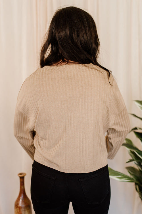 Almost Nude Crew Sweater