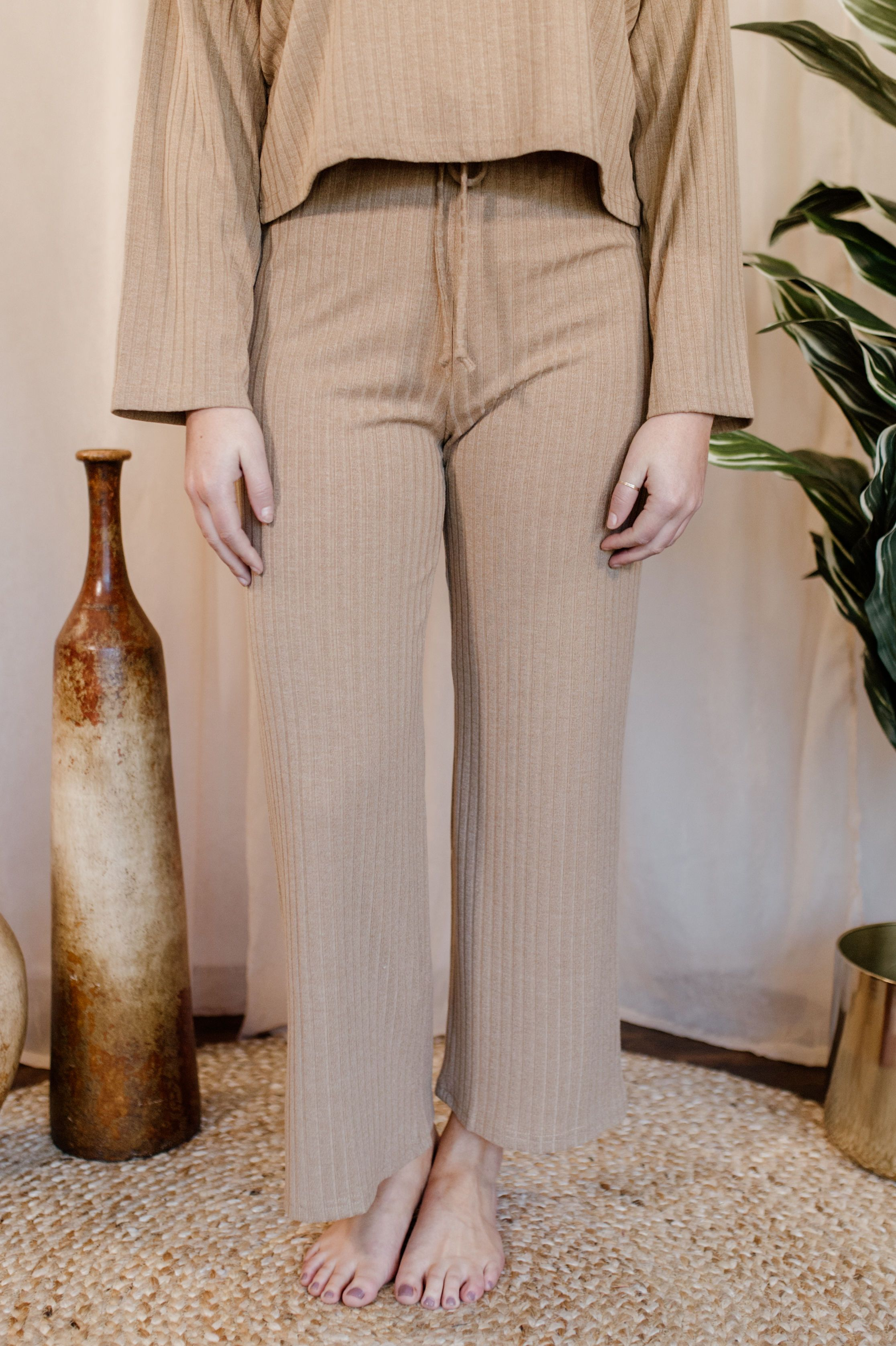 Almost Nude Crew Pants