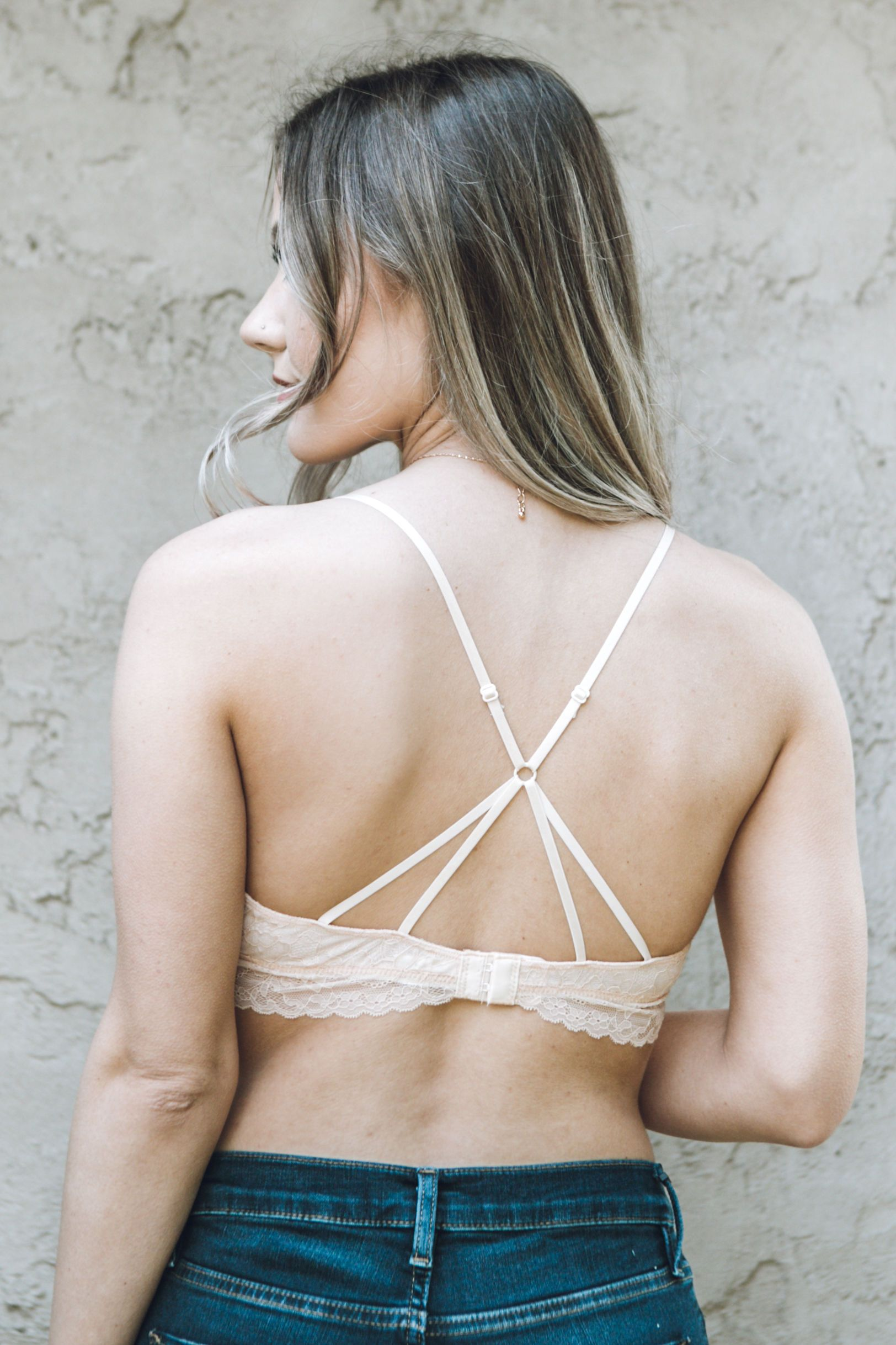 Somethin' Lacey Bralette