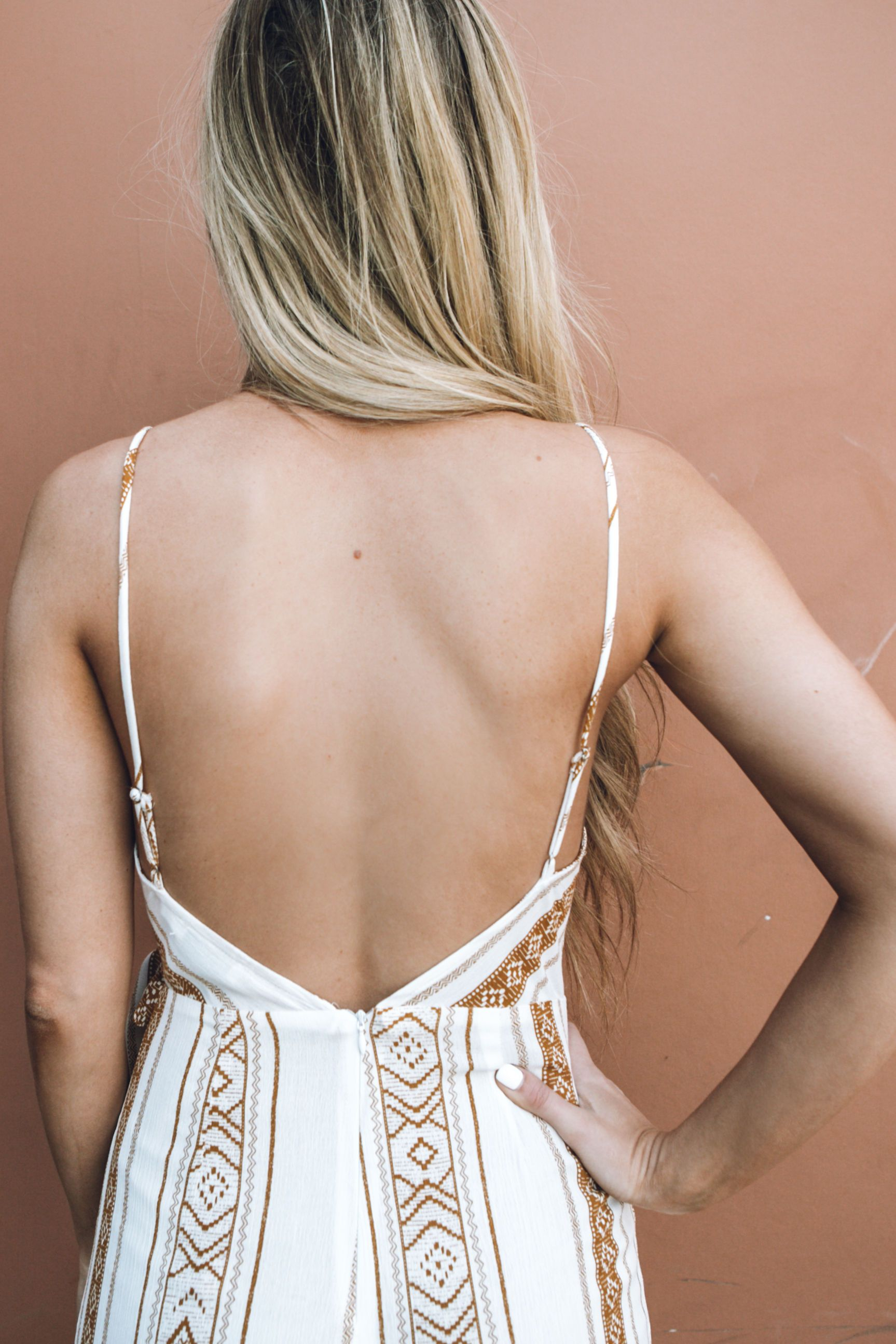 Happy Hour To Brunch Jumpsuit