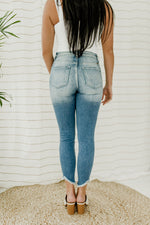 Happy Hour High Rise Skinny Jeans