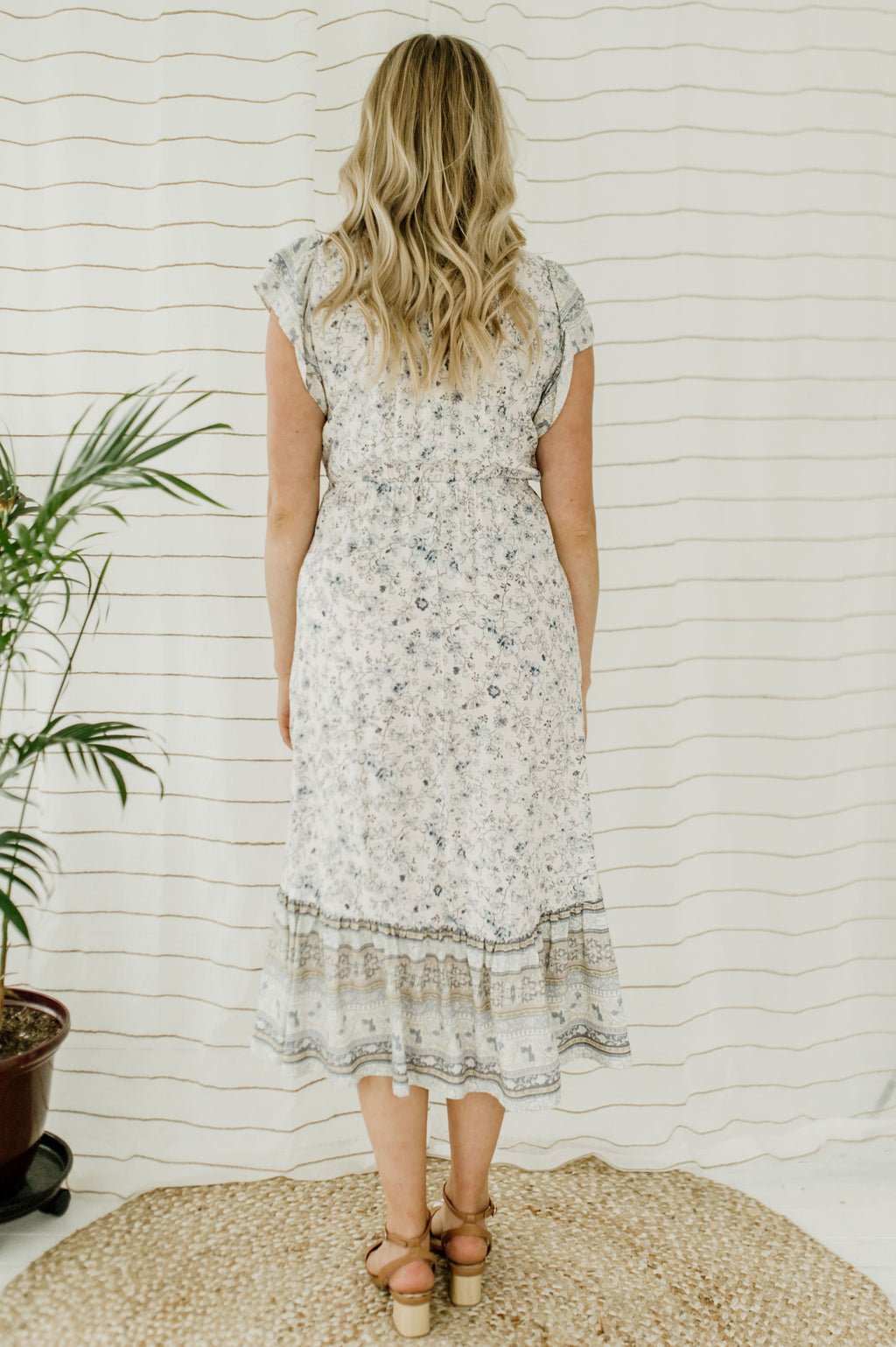 Peaceful Escape Maxi Dress