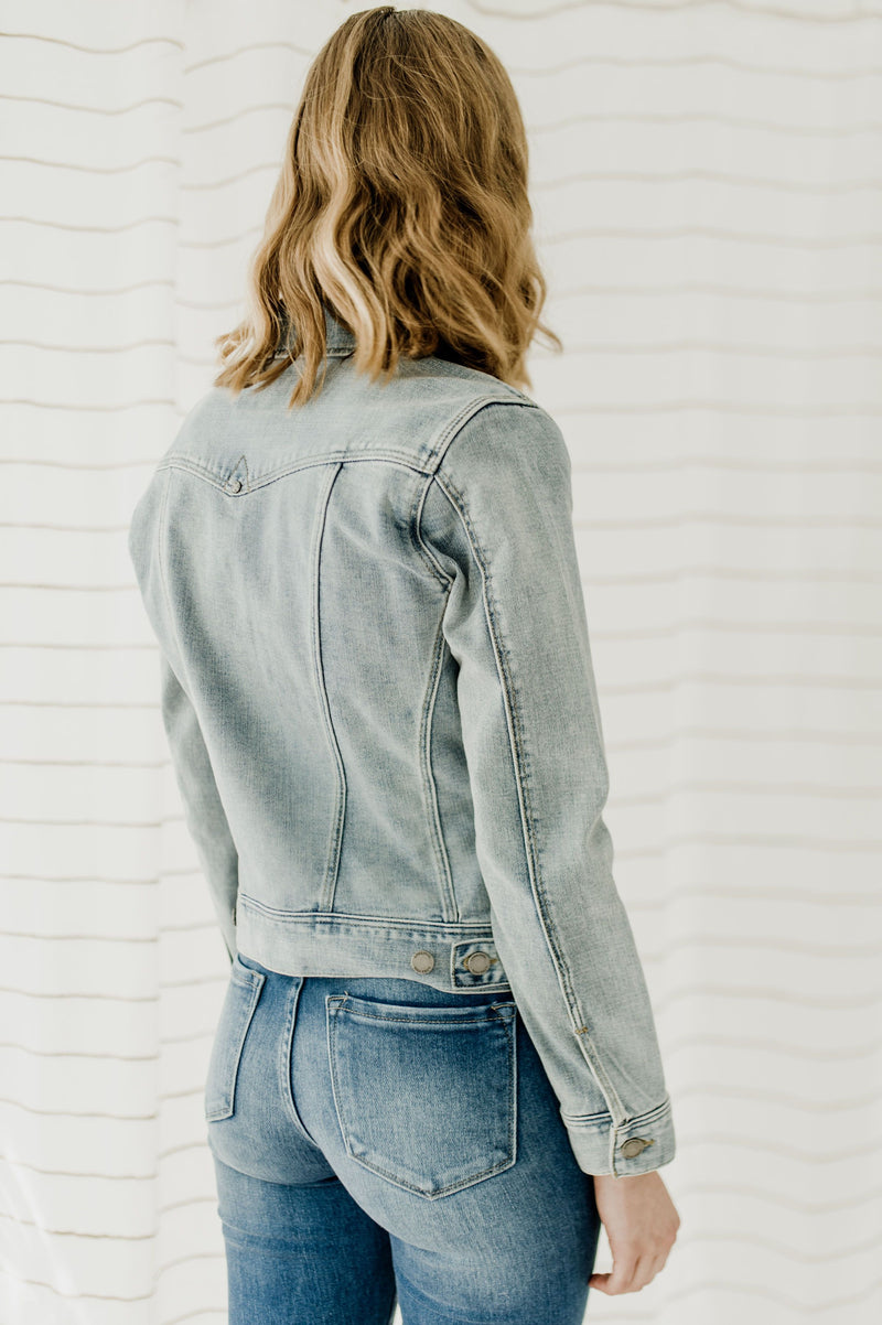 The Cassie Classic Jacket