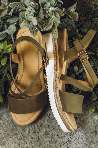 Free To Roam Sandal