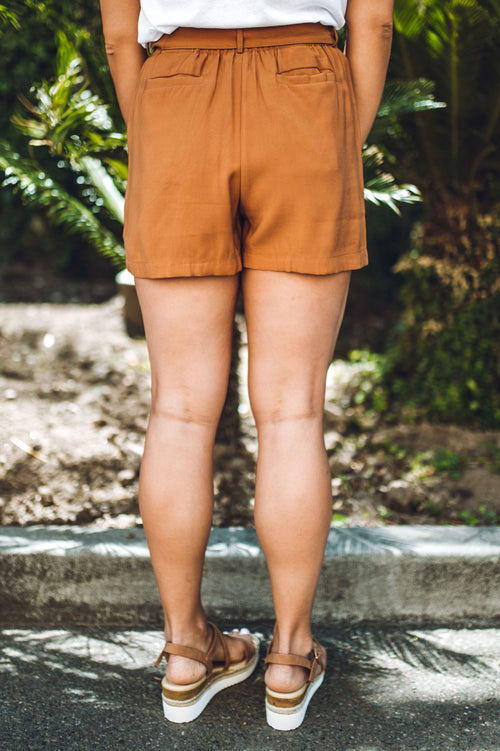 Safari Vibe Shorts