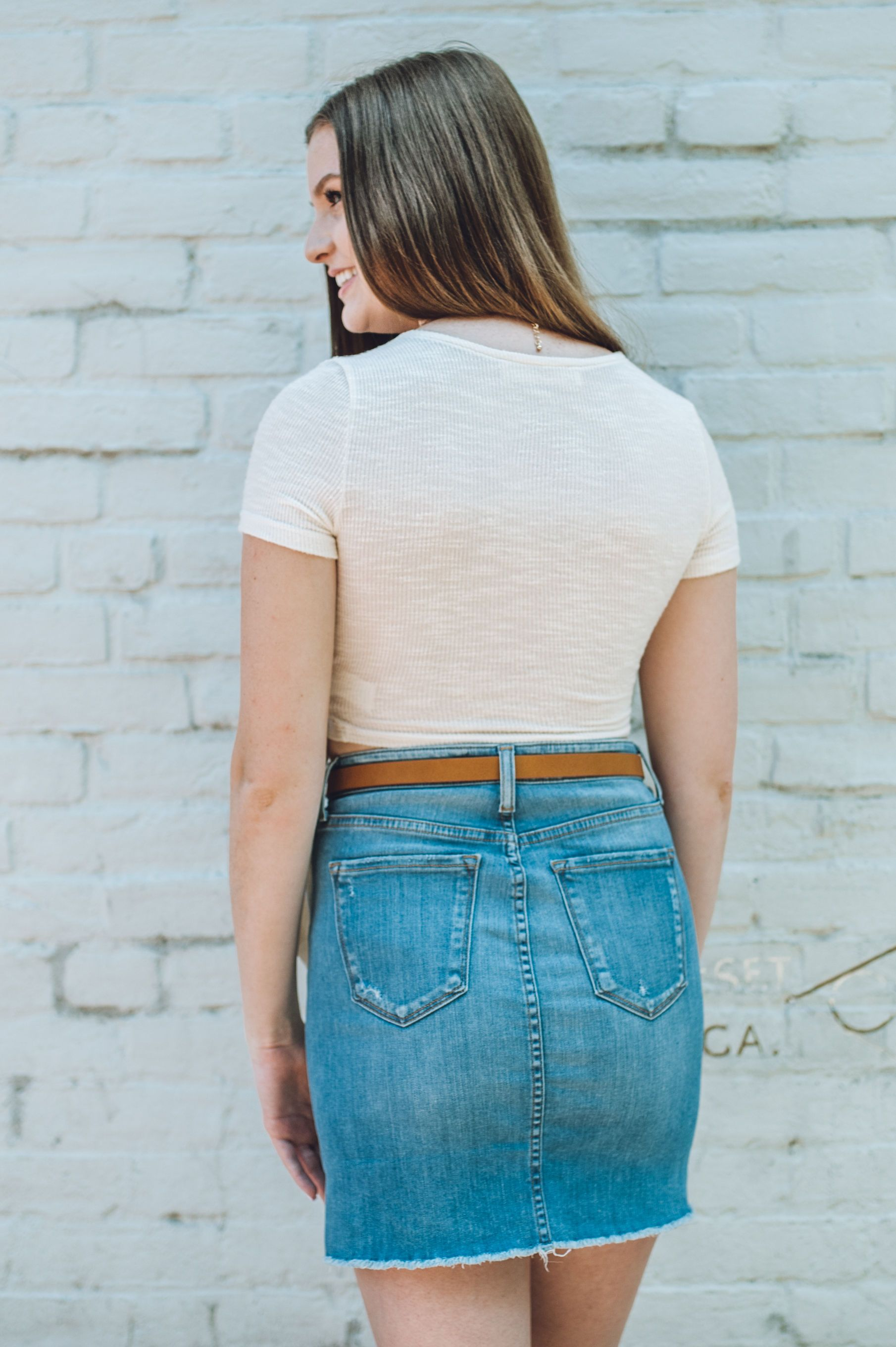 City Chic Crop Top