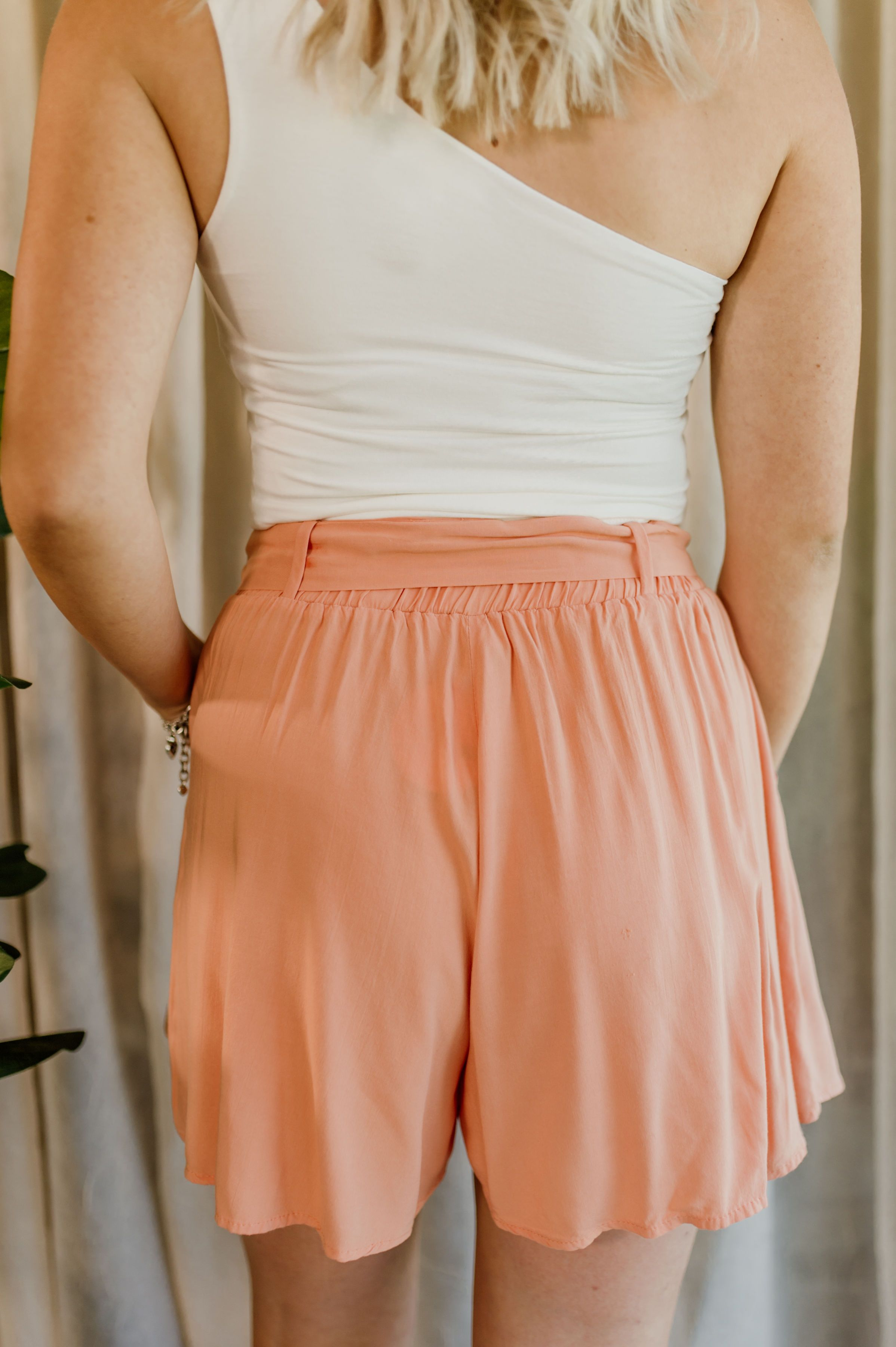 Serene Sunrise Shorts