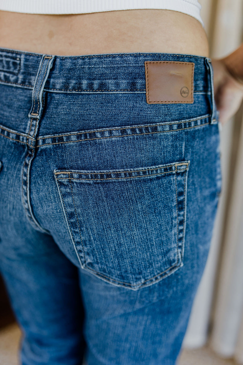 Tess's Ex-Boyfriend Slim Denim