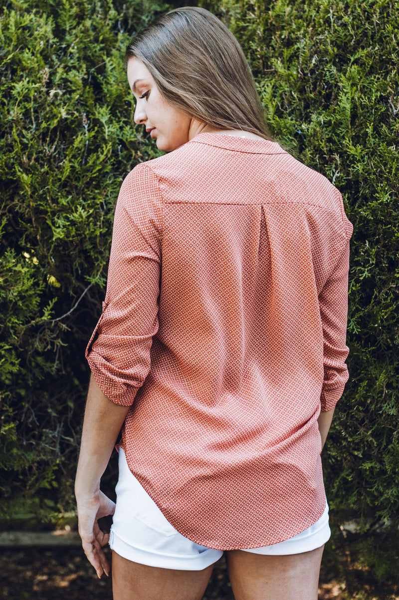 Seize The Day Blouse