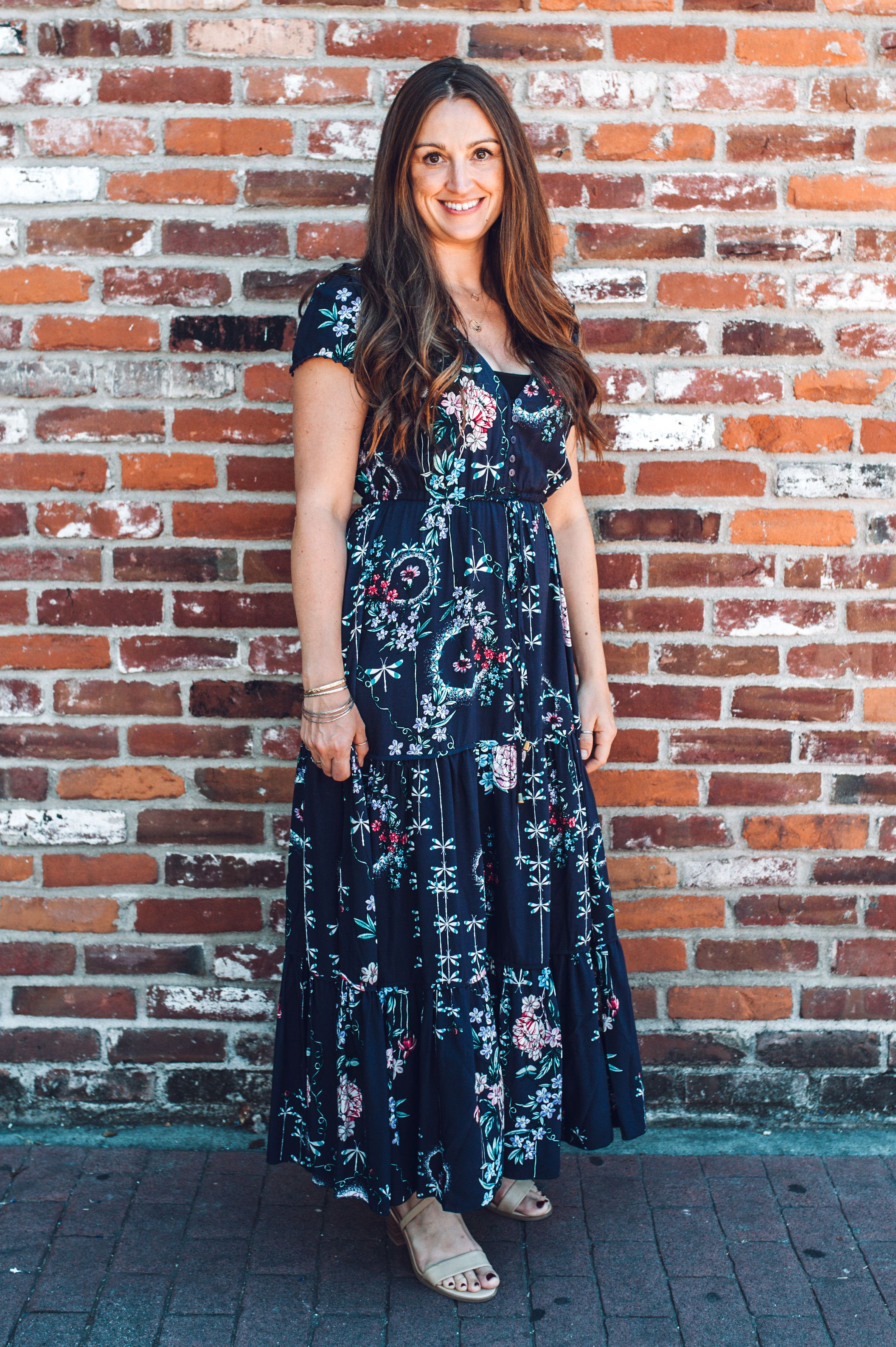 Moroccan Nights Maxi Dress