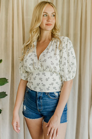 Summer Solstice Blouse