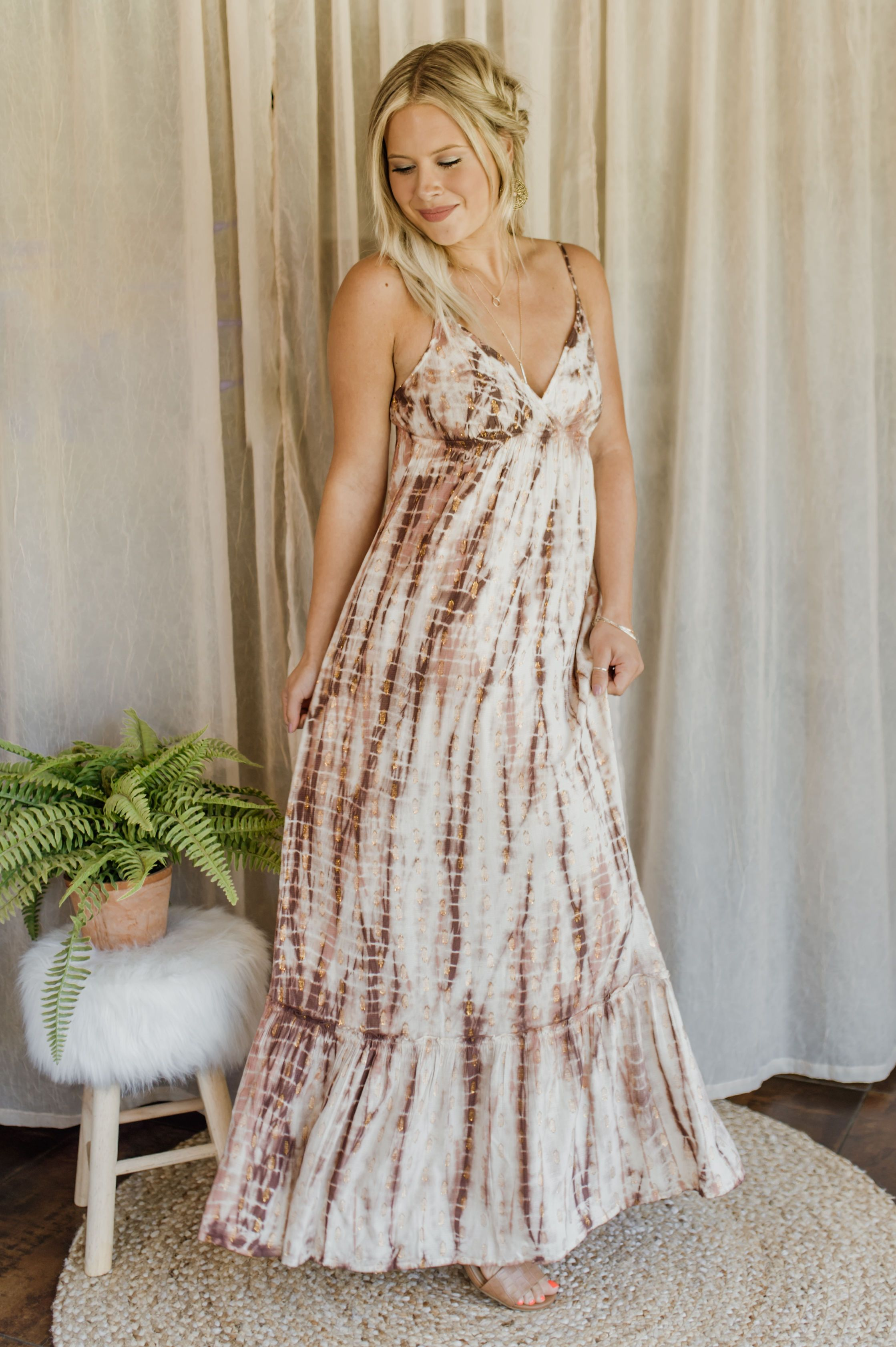 Catch The Sun Slip Dress