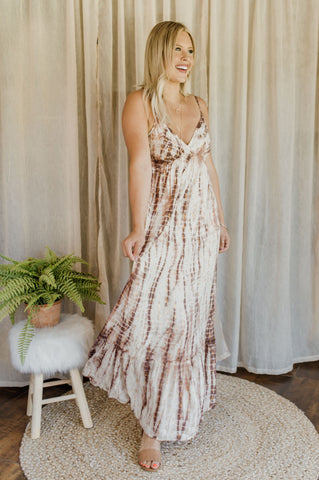 She's A Dream Maxi Dress