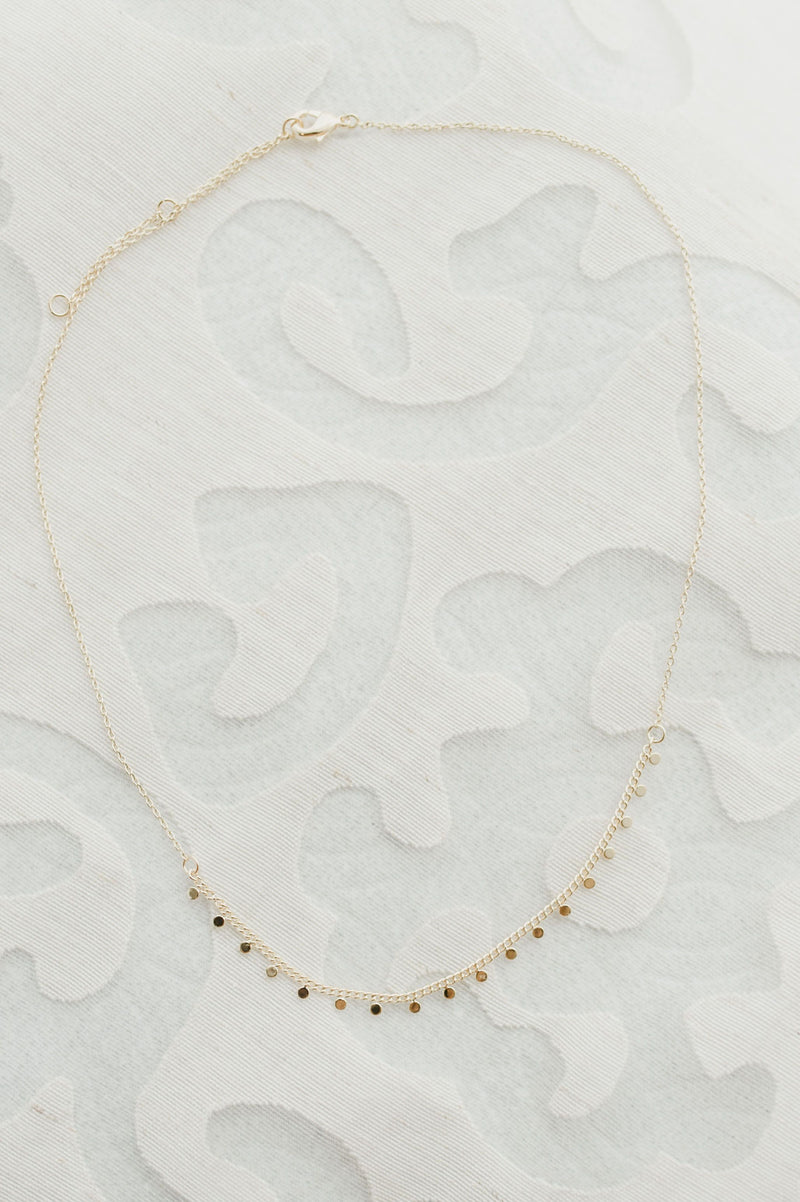 Oh So Dainty Necklace