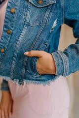 Everyday Distressed Jacket
