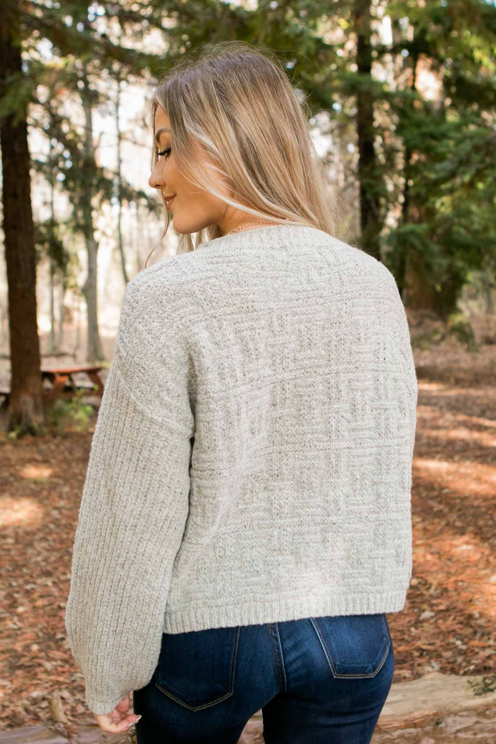 The Traveler Sweater