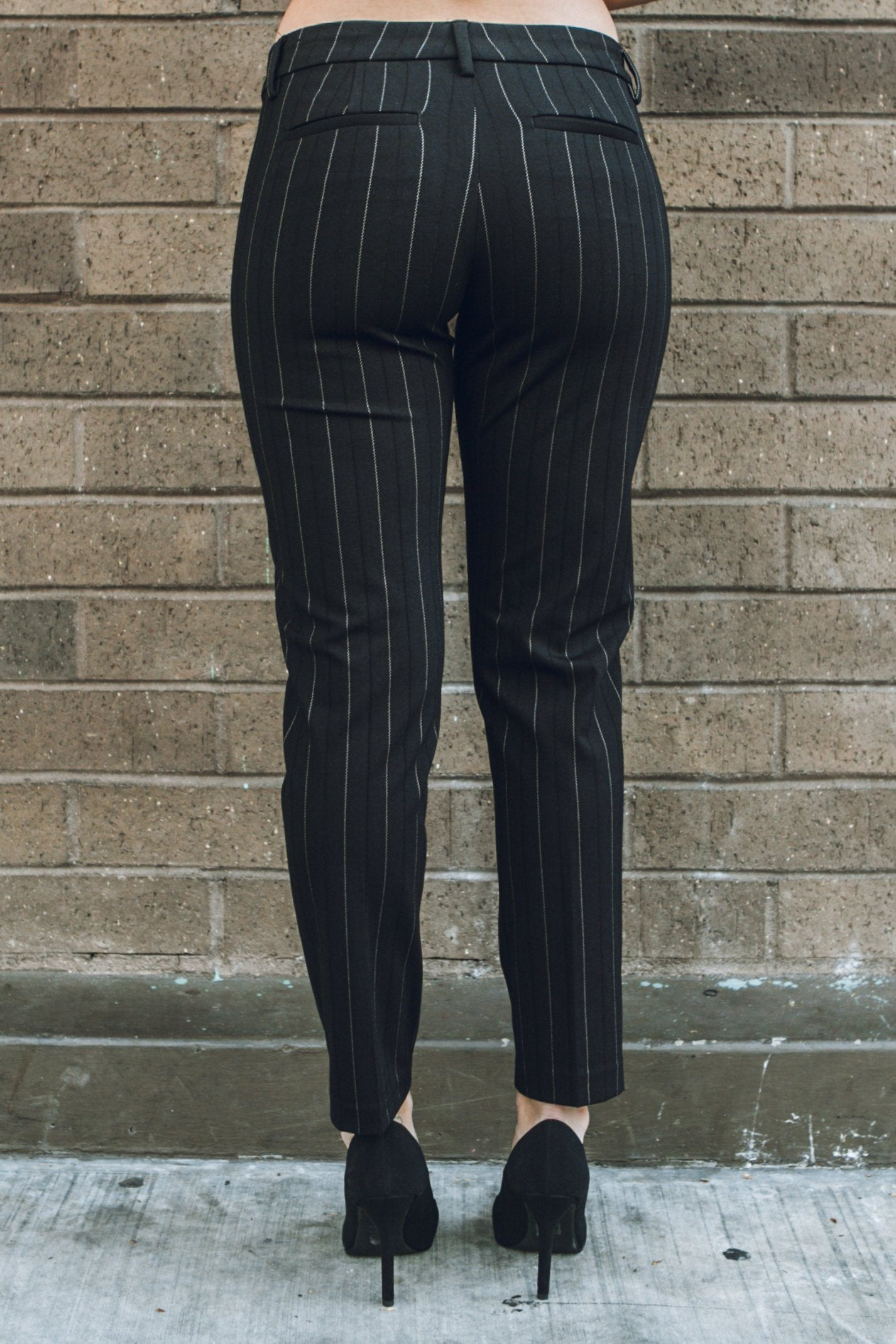 Stripes To Success Trouser