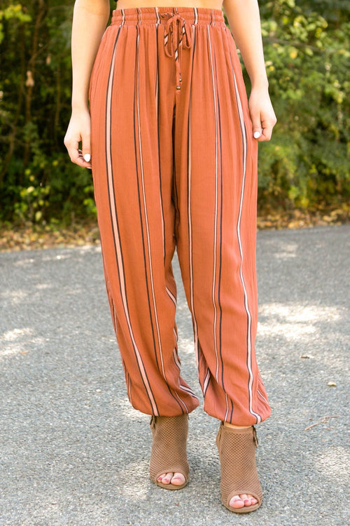 Of The Same Stripe Pants