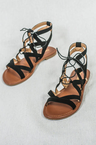 Stepping In The Sun Sandal