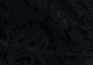 Lace Dance Black