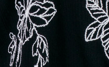 Black Embroidery