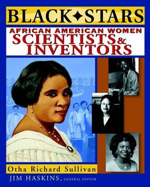 African American Women Scientists & Inventors - Back in stock February 2021