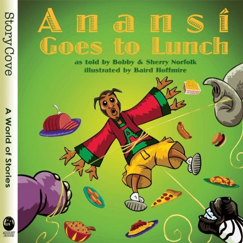 Anansi goes to Lunch