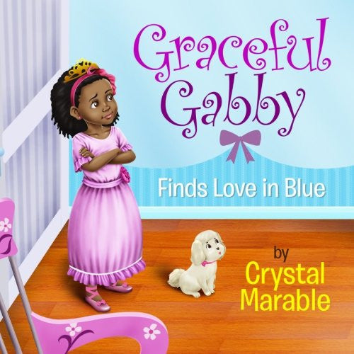 Graceful Gabby Finds Love in Blue