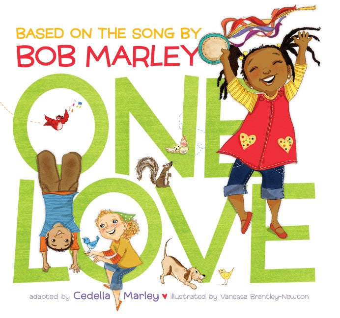 One Love - Boardbook