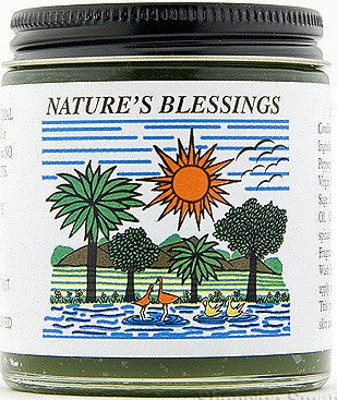 Nature's Blessings: Hair Pomade