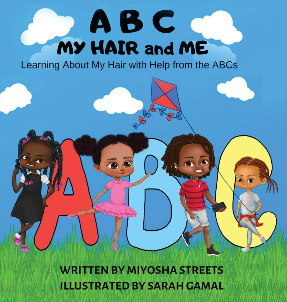 ABC My Hair and Me - Hardcover