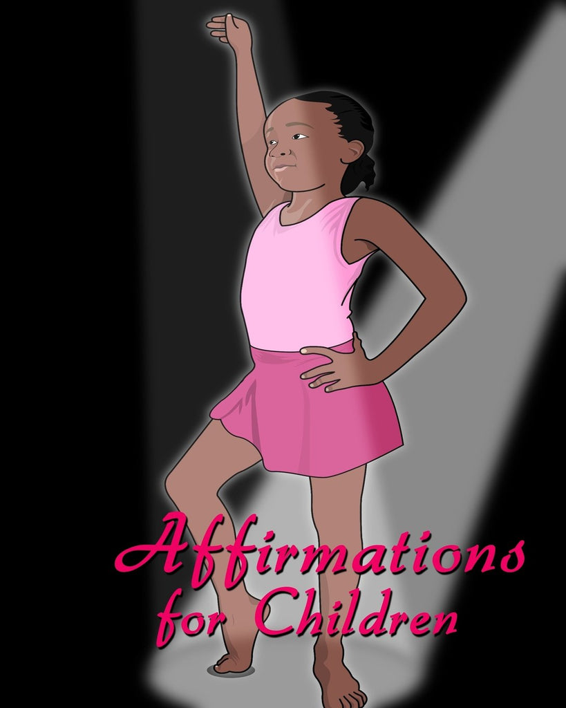 Affirmations for Children Journal
