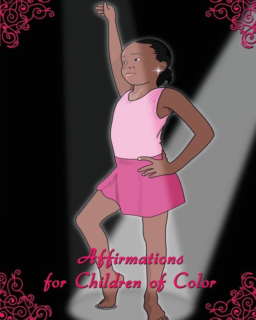 Affirmations for Children of Color Journal and Notebook