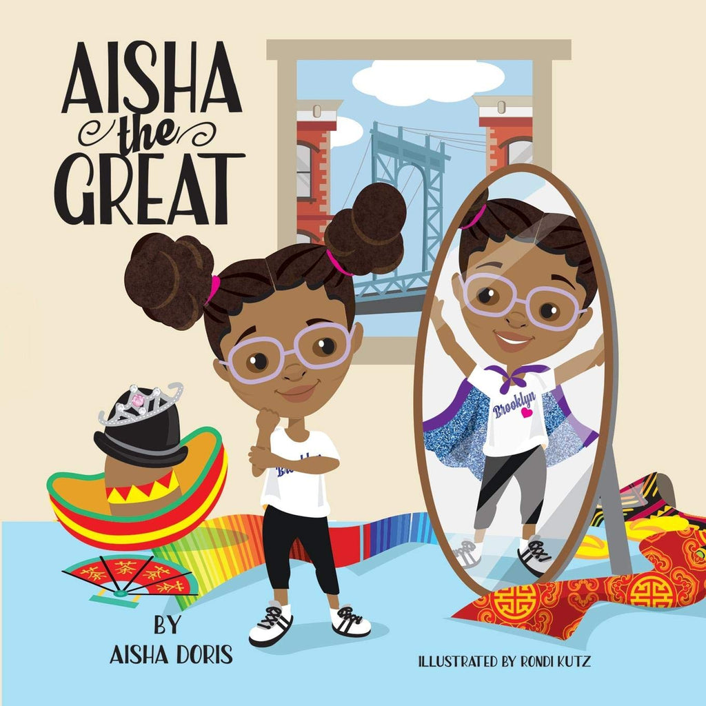 Aisha The Great - Paperback